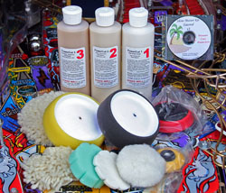 Standard 4in Polishing Kit